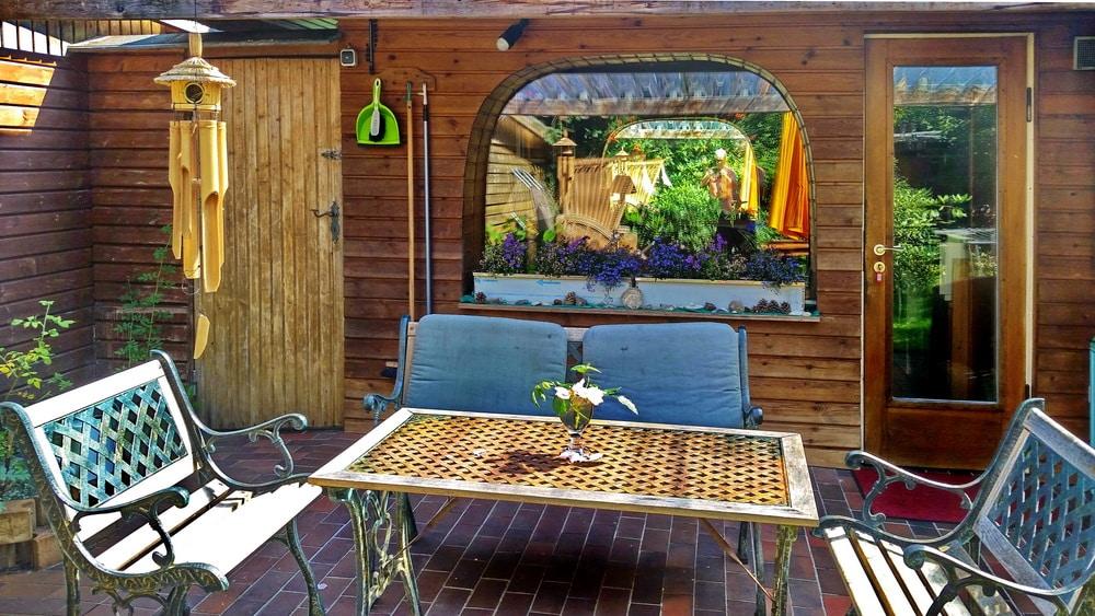 ferienwohnung retiro ferienhaus felmy auf amrum. Black Bedroom Furniture Sets. Home Design Ideas